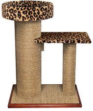purrfect view - Cat Scratching Post