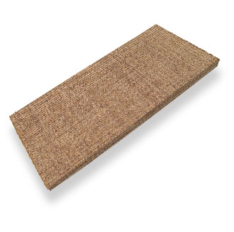 Sisal replacement angle pad