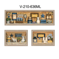 "V210-636ML ""Bathroom Collection III"""