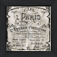 CB112-405 Cafe Paris 12x12
