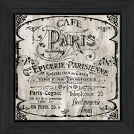 CB112-405 Cafe Paris 12x12