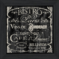 CB113-405 Bistro Paris 12x12