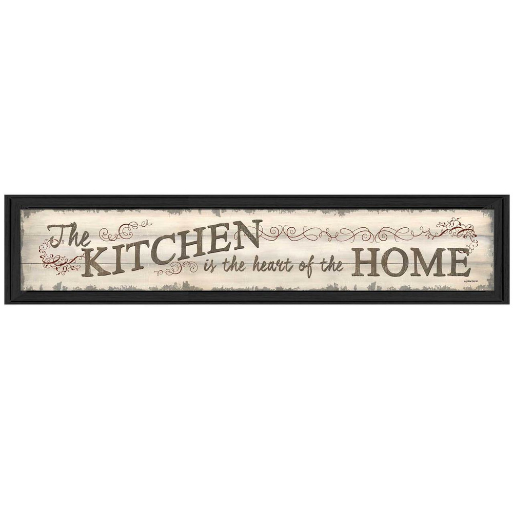 Dew415 405 the kitchen is the heart of the home trendy for Home decor 4 u