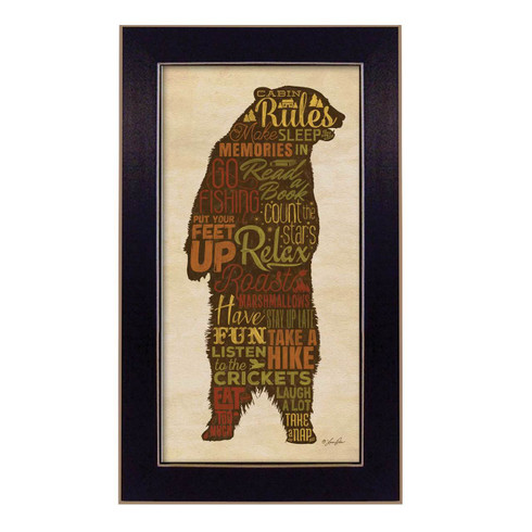 RAD1088-712-Cabin-Rules-9x18