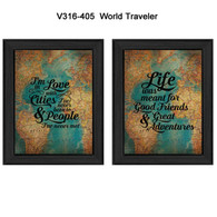 V316-405 World Traveler