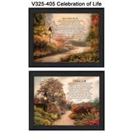 "V325-405 ""Celebration of Life"""