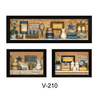 "V210-276 ""Bathroom Collection III"""