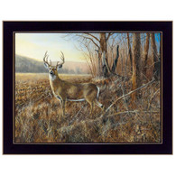 'Bluff Country Buck' by artist Jim Hansel