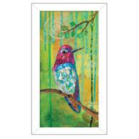 'Anna's Hummingbird' by artist Lisa Morales