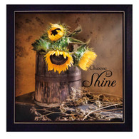 """""""Choose to Shine"""" by Robin-Lee Vieira"""