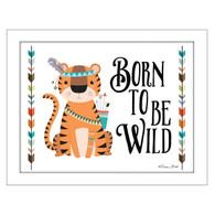 """Born Wild"" by artist Susan Ball"