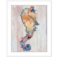 """""""Seahorse II"""" by Sheila Elsea"""