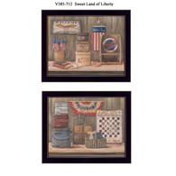 "V385-712 ""Sweet Land of Liberty"""