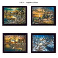 "V396-712 ""Lodge-Four Seasons"""