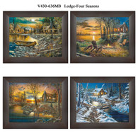 "V430-636MB ""Lodge-Four Seasons"""