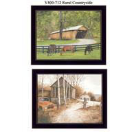 """V400-712 """"Rural Countryside"""""""
