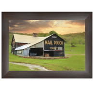 "LD1015-636MB ""Mail Pouch Barn"""