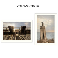 "V403-712W ""By the Sea"""