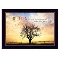 "LD975-712 ""Time Flies"""