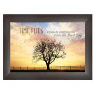 """LD975-636MB """"Time Flies"""""""