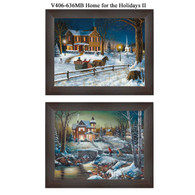"V406-636MB ""Home for the Holidays II"""