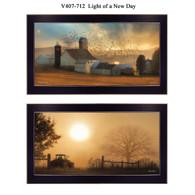 """V407-712 """"Light of a New Day"""""""