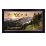 "LD916-712 ""The Wilderness is my Home"""