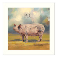 "COW308-712W ""Piper the Pig"""