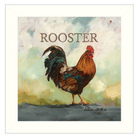 "COW309-712W ""Raleigh the Rooster"""