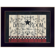 """LS1617A-712 """"Bathroom"""""""