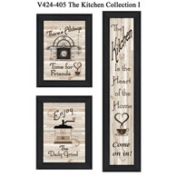 "V424-405 ""The Kitchen Collection I"""