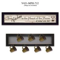 """V431-MPH-712   """"The Kitchen Vignette"""""""