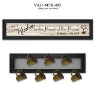 """V431-MPH-405  """"The Kitchen Vignette"""""""