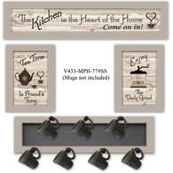 V433-MPH-779SS  Kitchen Collection IV