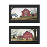 V437-405  Antique Barn & Quilt Barn
