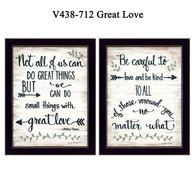 V438-712  Great Love