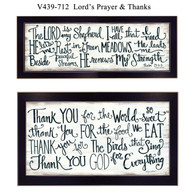 "V439-712 ""Thank you Lord"""