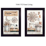 V441-712 Farm Living