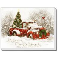 "63201-CT - ""Vintage Christmas Tree Truck"""