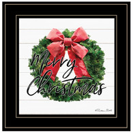 "SB577-704G ""Merry Christmas Wreath"""