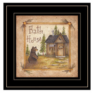 """MARY290-704G """"Bath House"""""""