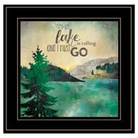 "MA2058-704G ""The Lake is Calling"""