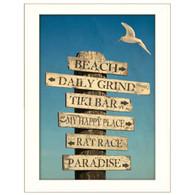 "GSAR458-712W ""Beach Directional"""
