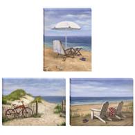 """V480-CV  """"Sandy Beach Designs"""""""