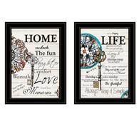 """V466-704G """"Life, Home"""""""