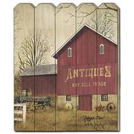 "BJ1136P - ""Antique Barn"""