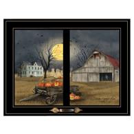"WBJ1097A-704G  ""Spooky Harvest Moon"""