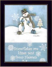 ART629A-712 Trendy Snowman