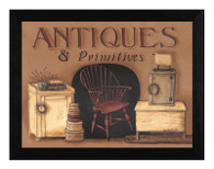 "BR124-276 ""Antiques & Primitives"""