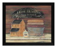 """BR209-276 """"Hot Bath"""""""